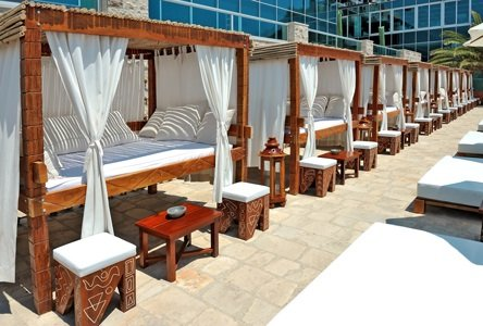 Outdoor Sunbrella Curtains